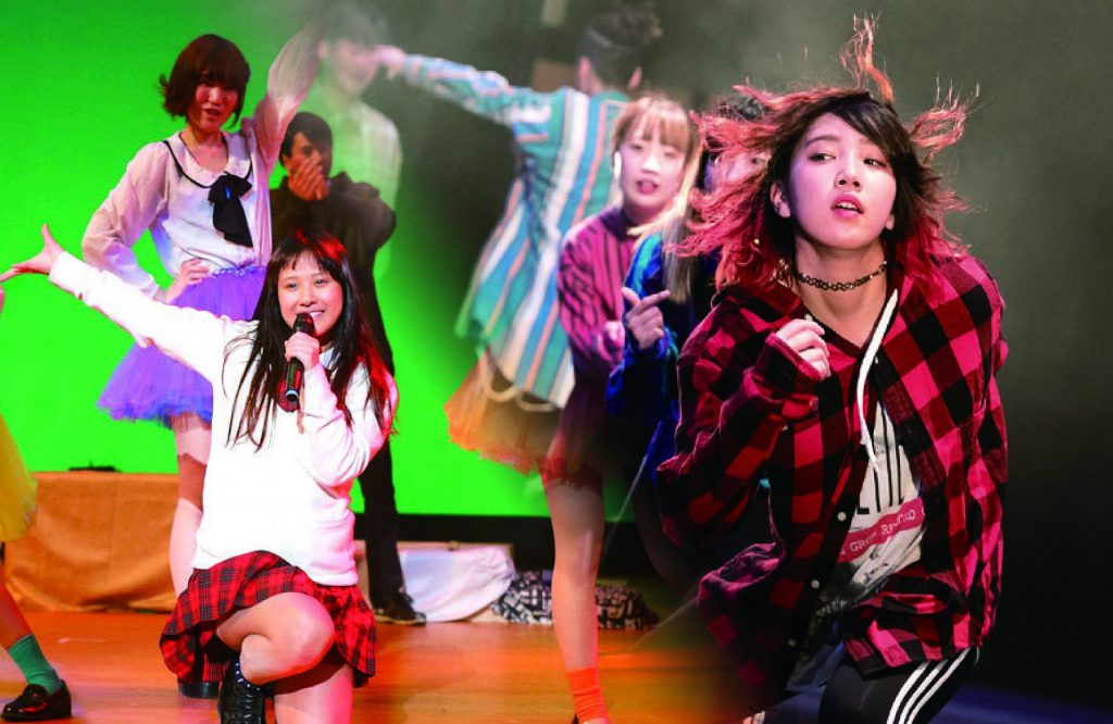 ダンス&ボーカルコース